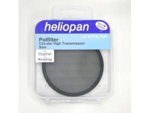 72mm Slim CPL Yüksek Işık Geçirme Özellikli Heliopan