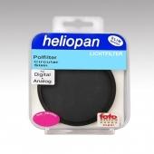 Heliopan 72mm Slim Circular Polarize filtre