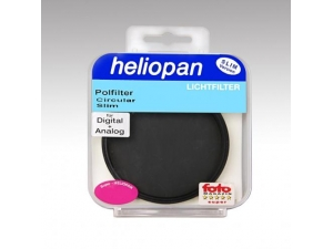 58mm Slim Circular Polarize filtre Heliopan