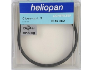 55mm Close Up 3 filtre Heliopan