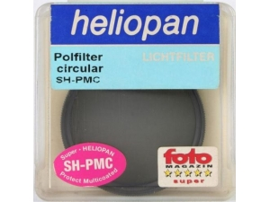 62mm SH-PMC Circular Polarize filtre Heliopan