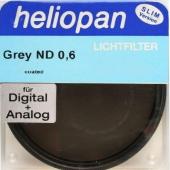 Heliopan 82mm Slim ND 4x