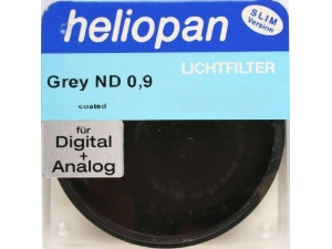 62mm Slim ND 8x Heliopan