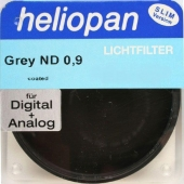 Heliopan 62mm Slim ND 8x