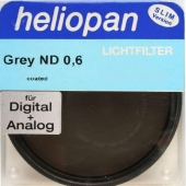 Heliopan 77mm Slim ND 4x filtre