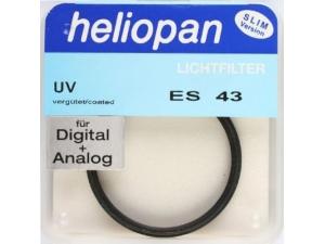 43mm UV filtre Heliopan