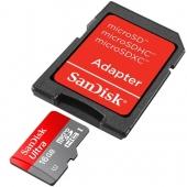 Sandisk 64GB Android Ultra Micro Class 10 SDSDQUA-064G-U46A