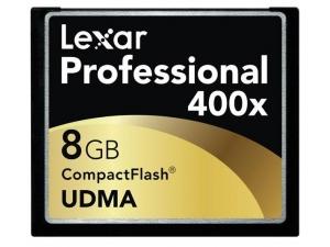 Lexar CompactFlash Professional UDMA 8GB 400x (CF)