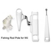 Hama Fishing Rod Nintendo Wii Gamepad
