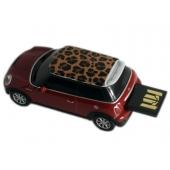 Autodrive MINI Cooper S Leopar Desenli 8GB