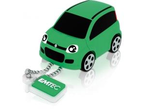 F103 Fiat Panda Yeşil 8GB Emtec