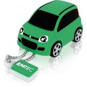 Emtec F103 Fiat Panda Yeşil 8GB
