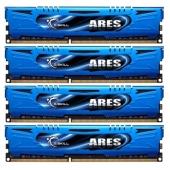 GSKILL 16GB 4x4GB DDR3-1600Mhz F3-1600C9Q-16G