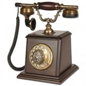 Anna Bell Ahşap Kale Telefon