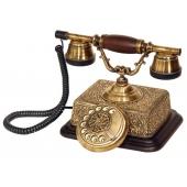 Anna Bell Şato Eskitme Klasik Telefon