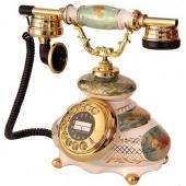 Anna Bell Porselen Italyan Klasik Telefon