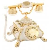 Anna Bell Osmanlı Kemik Varaklı Swarovski Taşlı Telefon