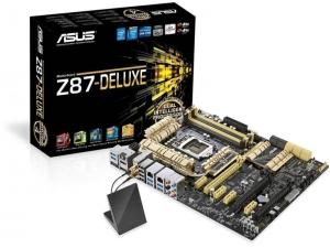 Z87-deluxe Asus