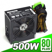 Highpower Element Plus (hpc-500-g12s+), 500w, 12 Cm Fan, Güç Kaynaği