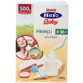 Ülker Hero Baby Pirinçli Sütlü 500 Gr