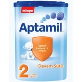 Milupa Aptamil 2 Devam Sütü (Bebek Maması) 900 gr