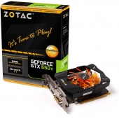 Zotac GTX650 2GB 128Bit DDR3