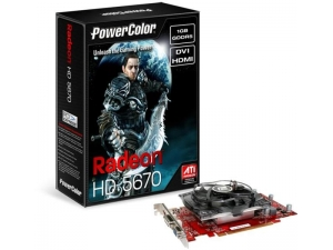 HD5670 1GB 128bit DDR5 Powercolor