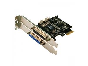 2 Port Paralel PCI Express Kart PC0032 LogiLink