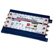 Goldmaster M-10-8 Sonlu Multiswitch