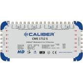 Caliber CMS1712S 17/12 Sonlu Multiswitch