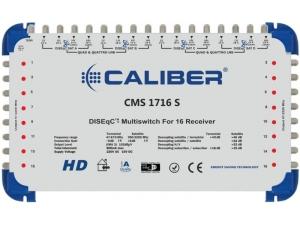 CMS1716S 17/16 Sonlu Multiswitch Caliber