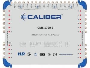 CMS1720S 17/20 Sonlu Multiswitch Caliber