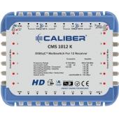 Caliber CMS1012K 10/12 Kaskat Multiswitch
