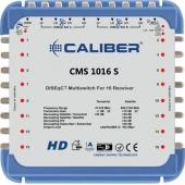 Caliber CMS1016S 10/16 Sonlu Multiswitch