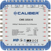 Caliber CMS1016K 10/16 Kaskat Multiswitch