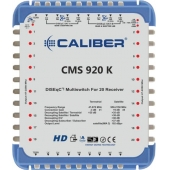 Caliber CMS920K 9/20 Kaskat Multiswitch