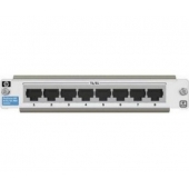 HP 8-port 10GBASE-T v2 zl Module J9546A