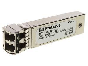 HP X132 10G SFP LC SR Transceiver J9150A