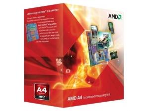 AMD A4 3300 X2 2.5Ghz