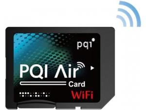 PQI Air Card Wi-Fi 4 GB SD