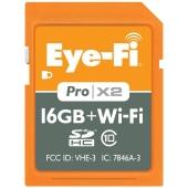 Eye-Fi Pro X2 16GB Class 10+Wi-Fi