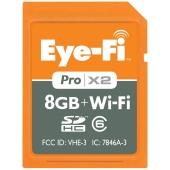 Eye-Fi Pro X2 Class 6+Wi-Fi 8GB