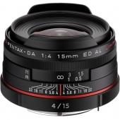 Pentax HD PENTAX-DA 15mm f/4ED AL Limited
