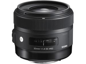 Sigma 30mm f/1.4 DC HSM A