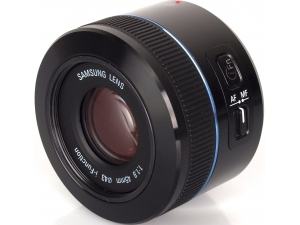 Samsung 45mm f/1.8 NX i-Function