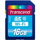Transcend 16Gb Wi-Fi SDHC Class 10
