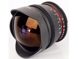 Samyang 8mm T3.8 Asph IF MC Fisheye CS VDSLR