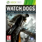 Ubisoft Watch Dogs Special Ed (XBox 360)
