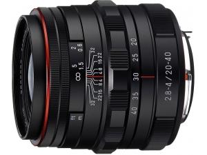 Pentax HD Pentax-DA 20-40mm f/2.8-4 Limited DC WR