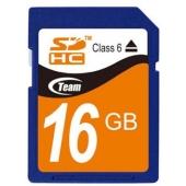 Team Secure Digital 16GB Class 6 (SDHC)